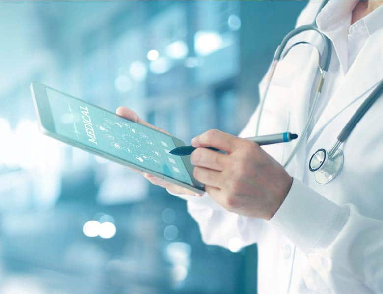data management healthcare providers