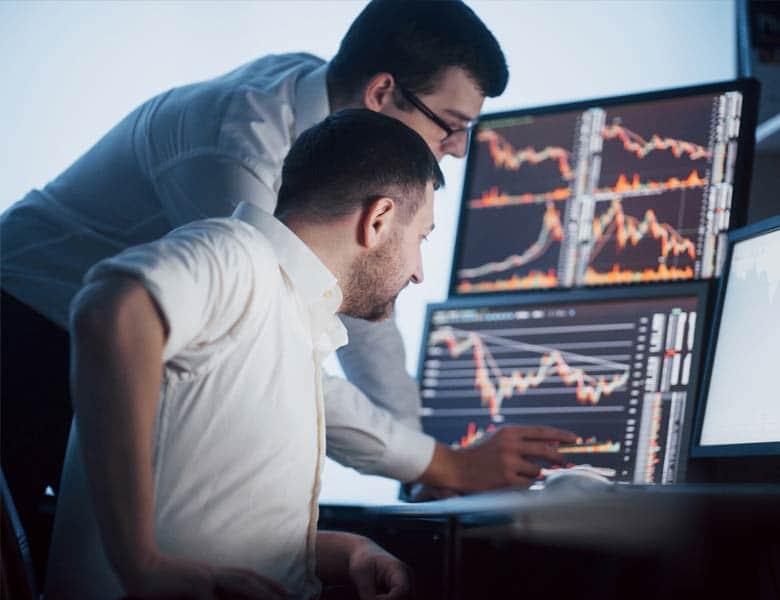 financial data analytics solutions